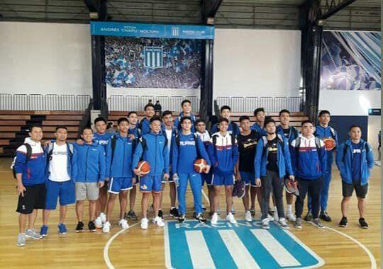 Visitas internacionales en el Centro Deportivo - La Comu de Racing Club