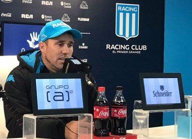 """Coudet: """"Todos se calientan cuando quedan afuera"""" - La Comu de Racing"""