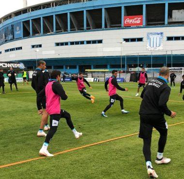 De vuelta en Avellaneda - Pretemporada 2018 - La Comu de Racing Club