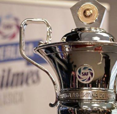 Se confirmó el cronograma de partidos de la Superliga 2018-2019