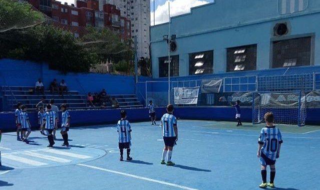 Fin de semana positivo - La Comu de Racing Club - Futsal Villa del Parque