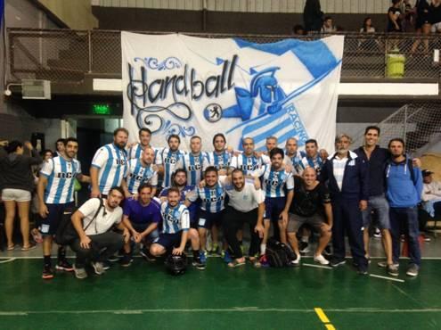 handball Imbatibles - La Comu de Racing Club - Toda la actividad del Handball