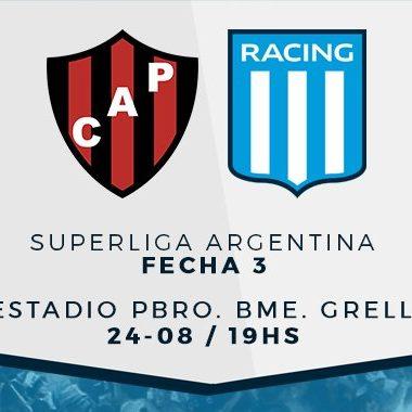 "Previa vs Patronato: ""Con un mix a Paraná"" - La Comu de Racing Club"
