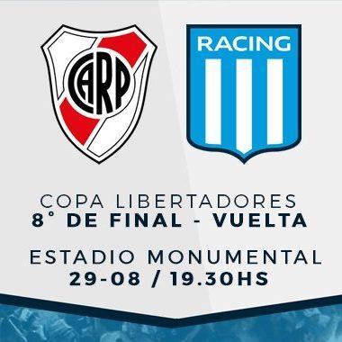 """Previa vs River: """"A todo o nada en el Monumental"""" - La Comu de Racing"""