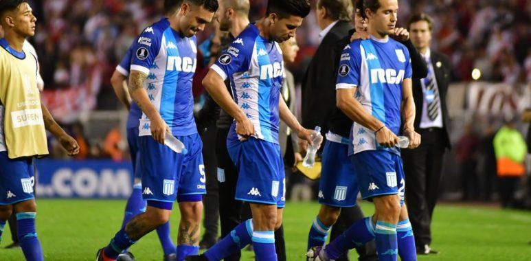 Les pesó la Copa Libertadores - La Comu de Racing Club