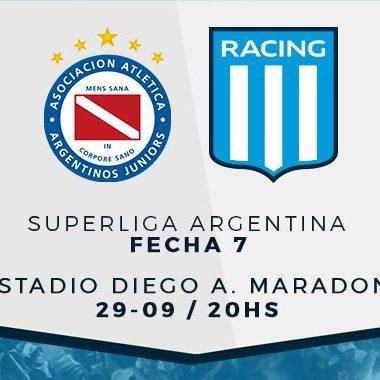 """Racing Previa vs Argentinos Juniors: """"Visita a un reducto complicado"""""""