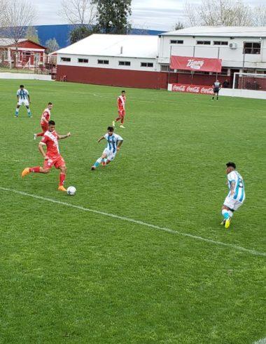 Reserva: Duro golpe ante Argentinos Juniors - La Comu de Racing Club