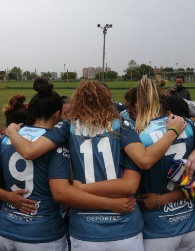 Las chicas pelearán por el campeonato - La Comu de Racing Club