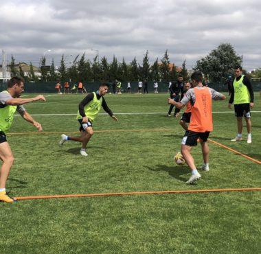 Predominio de pelota - La Comu de Racing Club - Práctica en Avellaneda