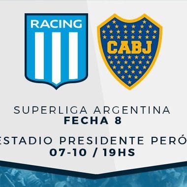 """Previa vs Boca: """"Una prueba de fuego"""" - La Comu de Racing Club"""