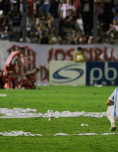 Inexplicable (otra vez) - La Comu de Racing Club - Derrota en Tucumán