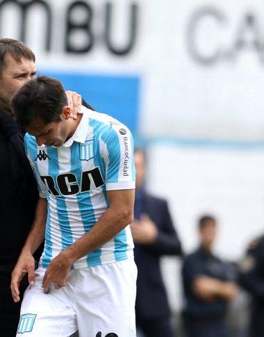 Se confirmó la lesión de Solari - La Comu de Racing Club