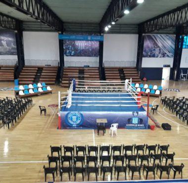 Se viene la Copa Boxeo Racing Proyec - La Comu de Racing Club