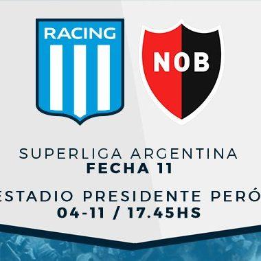 """Previa vs Newell's: """"Mantener la punta en casa"""" - La Comu de Racing Club"""