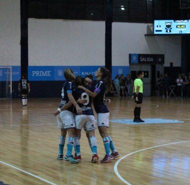 ¡Vamos que se puede! - La Comu de Racing Club - Futsal femenino