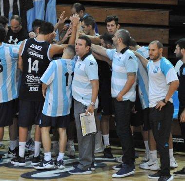 """Ignacio Romani: """"queremos ganar"""" - La Comu de Racing Club"""