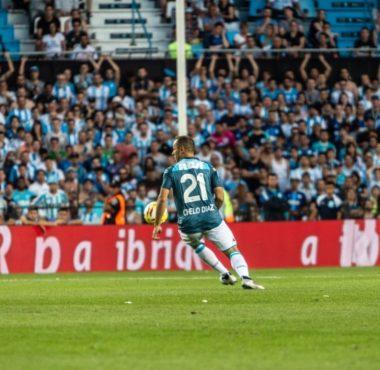 Sin Marcelo Díaz hasta 2019 - La Comu de Racing Club