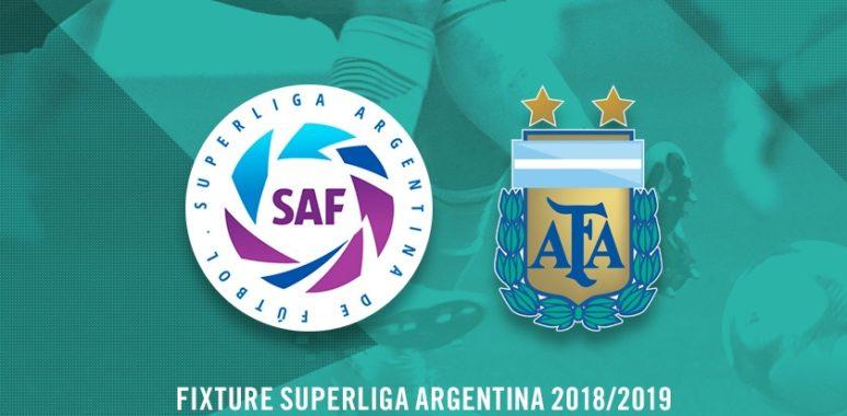 Calendario definido - La Comu de Racing Club - Fixture Superliga