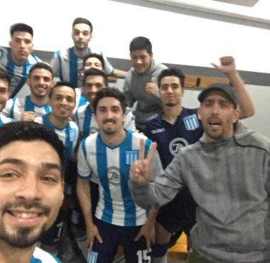 El Futsal masculino Sólo queda un paso más: la final - La Comu de Racing Club