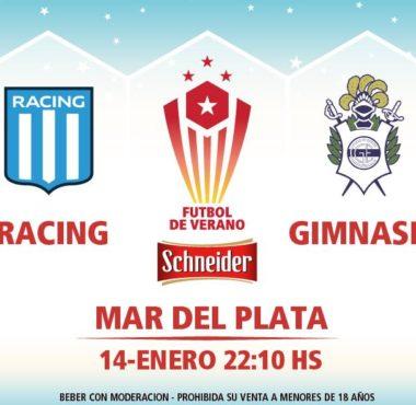 Venta de entradas para el amistoso ante Gimnasia - La Comu de Racing