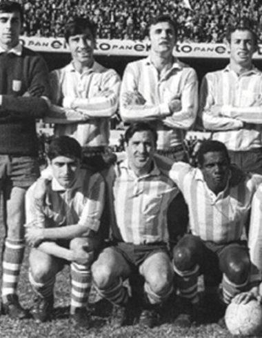 Walter Machado Da Silva, el goleador brasilero - La Comu de Racing Club