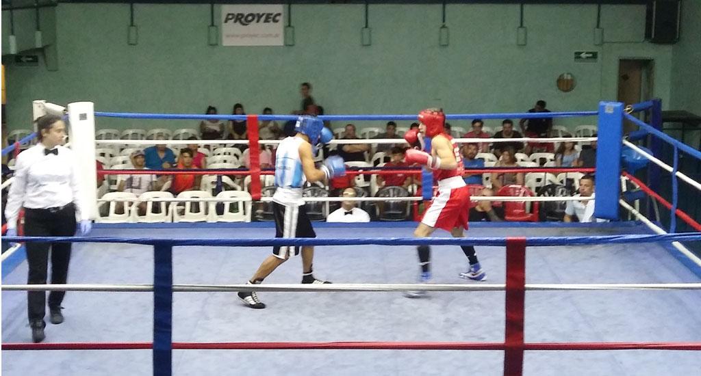 Boxeo Racing invicto en la FAB - La Comu de Racing Club