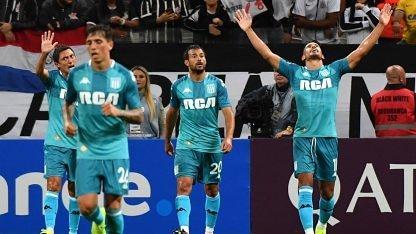Un empate que sirve - La Comu de Racing Club - Empate ante Corinthians