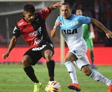 La claridad del chileno en el momento clave - La Comu de Racing Club