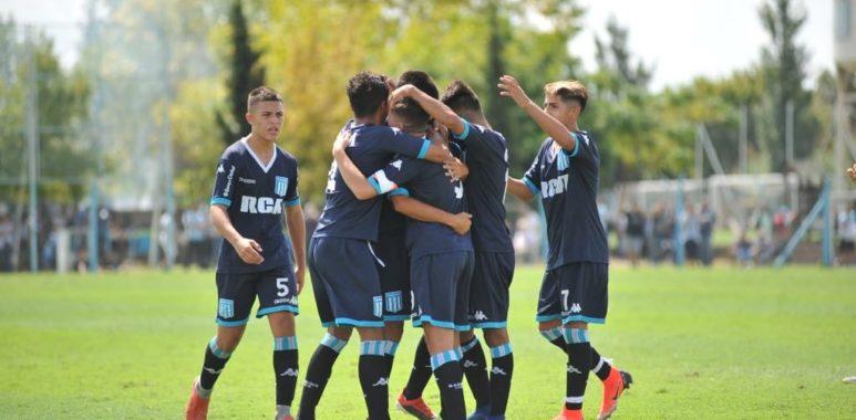 Superliga de Juveniles - La Comu de Racing Club