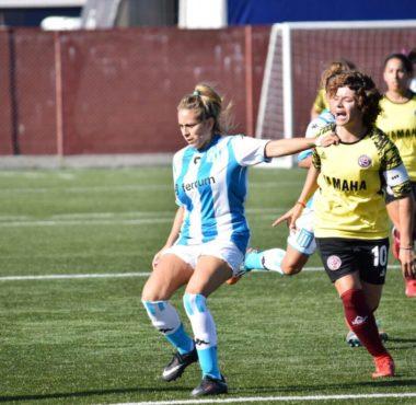 Un punto en el sur - La Comu de Racing Club - Fútbol femenino