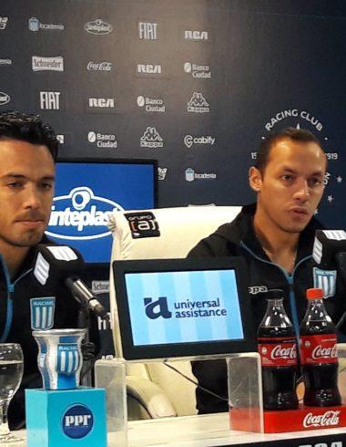 """Nery Dominguez Marcelo Díaz """"El domingo vamos a dar el 1000% porque queremos ser campeones"""""""