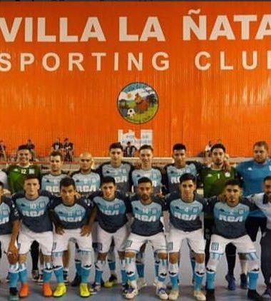 Empató con el campeón de la Liga Nacional - La Comu de Racing Club
