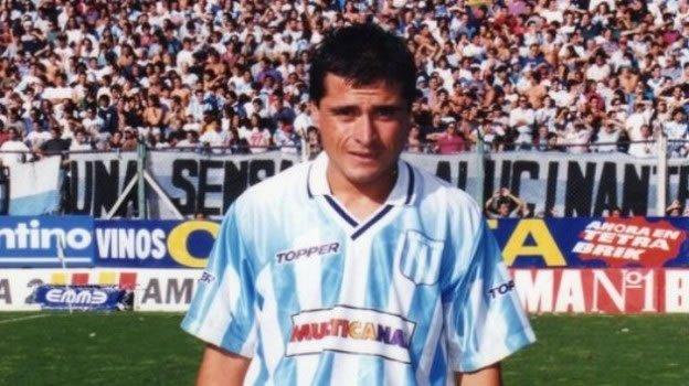 Chelo Delgado, habilidad y pegada - La Comu de Racing Club