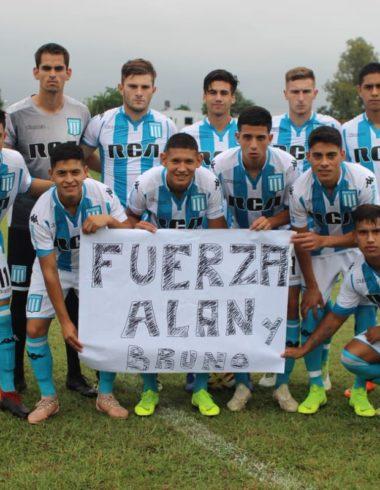 Buen empate de la Reserva en Tucumán La Comu de Racing Club