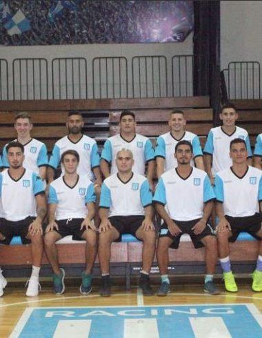 Chocó con El Talar - La Comu de Racing Club - Derrota dle Futsal