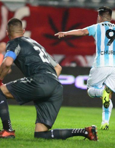 Racing Racing Copa de la Superliga: a definir en casa