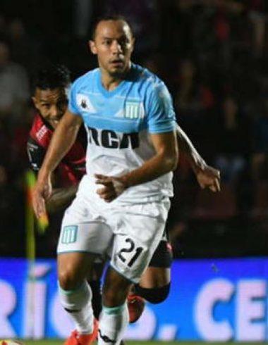 Díaz Racing es duda para visitar a Tigre