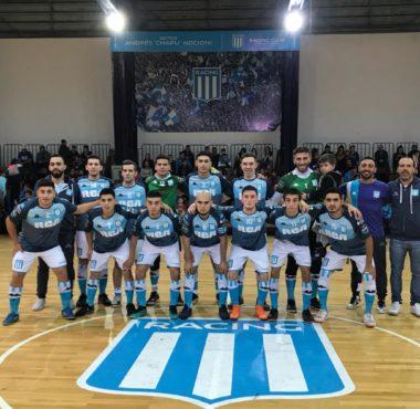 Futsal masculino Ante Pinocho no pudo