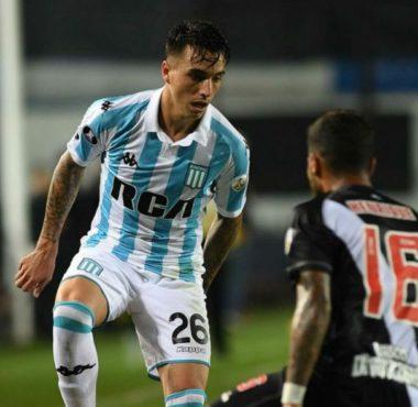 "Renzo Saravia ""Me gusta Tomás Guidara"""