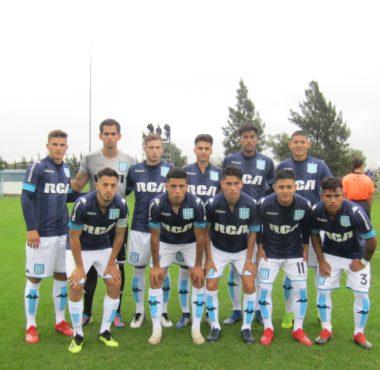 Racing Reserva: Derrota ante Vélez