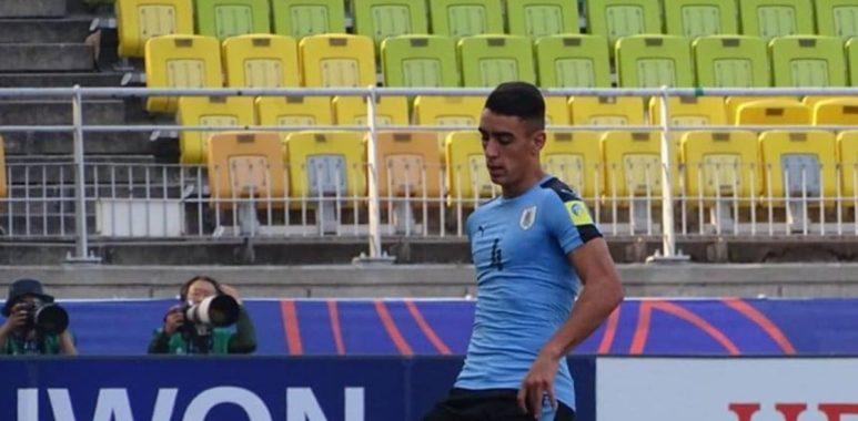 José Luis Rodríguez es nuevo jugador de Racing