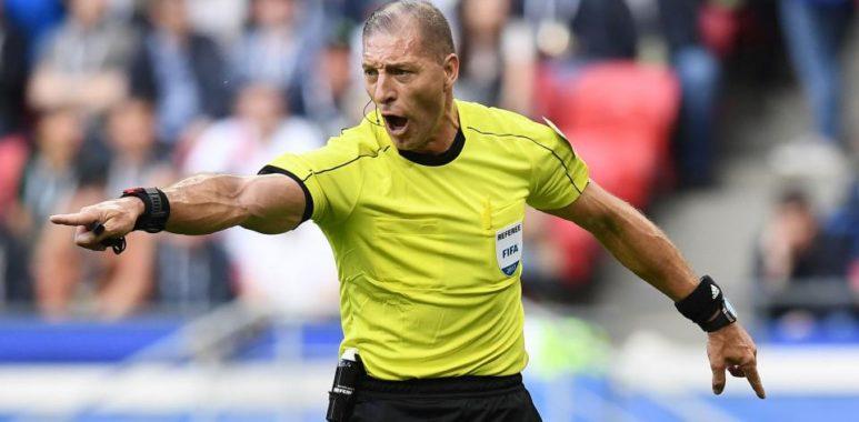Nestor Pitana el árbitro para la segunda