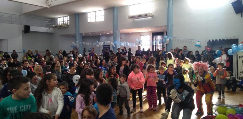 Día del niño en la sede de Avellaneda