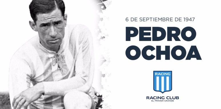 Pedro Ochoa, el crack de la afición