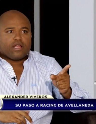 Alexander Viveros, colombiano y campeón