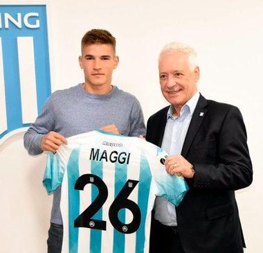 Iván Maggi puso la firma