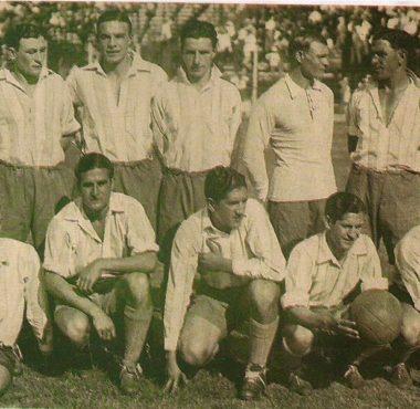 Hace 86 años Racing obtuvo la Copa Competencia. Dicha copa fue la undécima obtenida por La Academia.