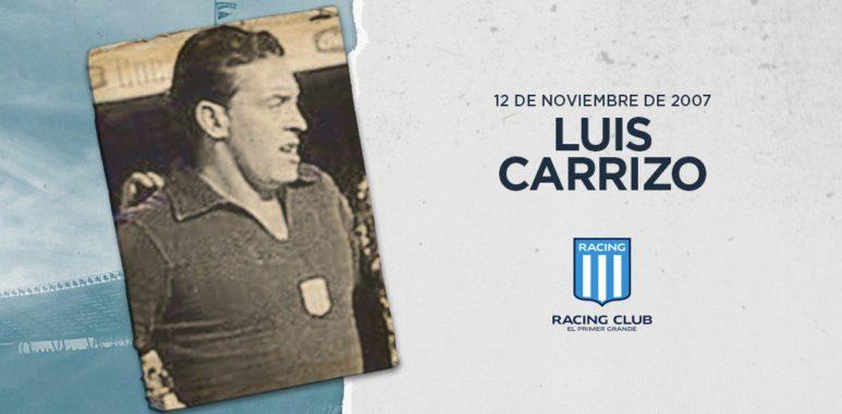 Luis Angel Carrizo
