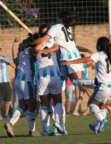 Fútbol femenino Racing Independiente