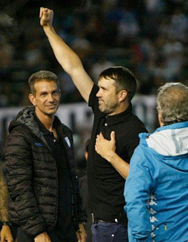 Coudet convirtió la Copa del adiós en la Copa del hasta pronto